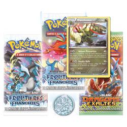 3 Pack Pokémon Boosters Noir et Blanc 7