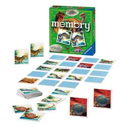 Grand Memory Dinosaures