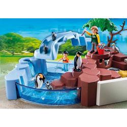 4013-SuperSet Bassin des pingouins