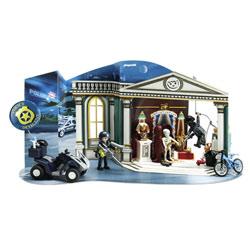 4168 - Calendrier de l'Avent Policier et voleur d'antiquités