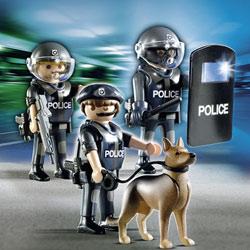5186-Commando de policiers