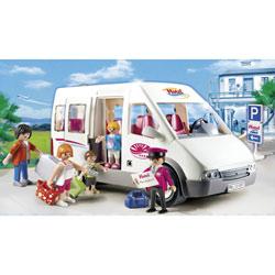 5267-Mini-bus de l'hôtel