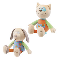 Peluche Chicco Assortiment