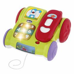 Téléphone musical à tirer