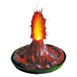 Volcan géant