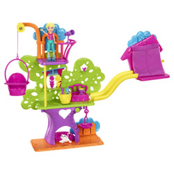 Polly Pocket Cabane surprise