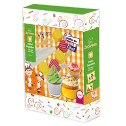 Atelier cuisine Cupcakes