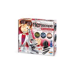 Microscope 30 expériences - Apprenti Electricien