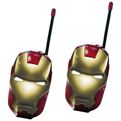 Talkie Walkie Iron Man