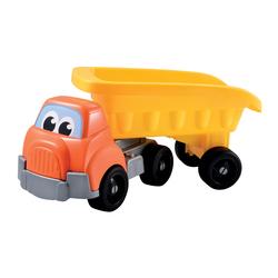 Camion remorque vide