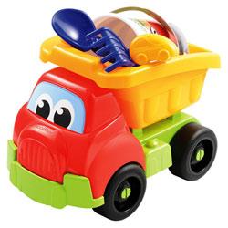 Camion garni Fast Car 42 cm