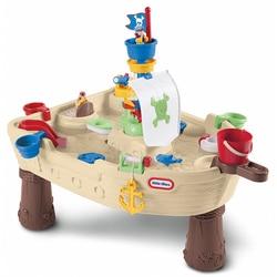 Table jeux d'eau bateau Pirates