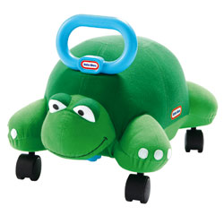 Pillow Racer Tortue