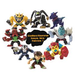 Ben 10 - Mini Figurine Omniverse