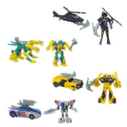 Transformers Prime Legion Beast Hunter Assortiment