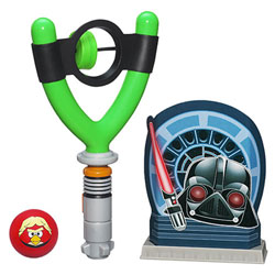 Angry Birds Star Wars Koosh Lanceur