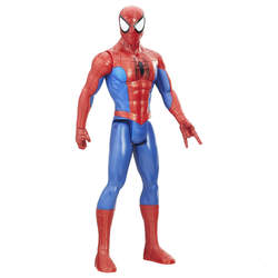 Figurine Spiderman 30 cm Titan Hero Power FX