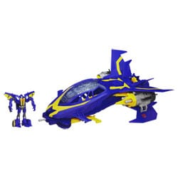 Transformers Prime Véhicule + 1 legion Beast Hunter Assortiment