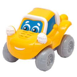 Bastien ma voiture tout-terrain