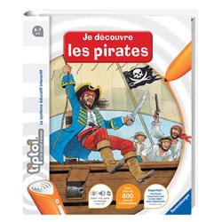 Tiptoi Je découvre les Pirates