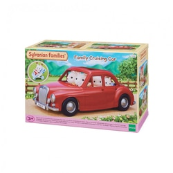 Sylvanian - Voiture rouge