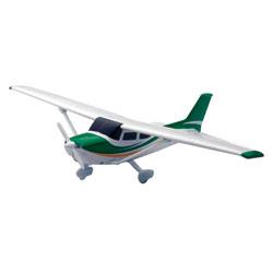Cessna Skyhawk avec Roues Montées