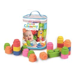 Clemmy Sac 24 pièces souples