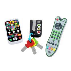 Coffret Infini Fun - High Tech smartphone télécommande clés