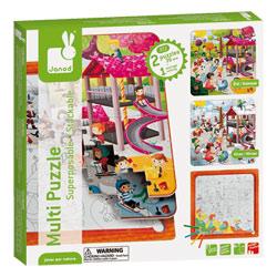 Multi Puzzle Parc
