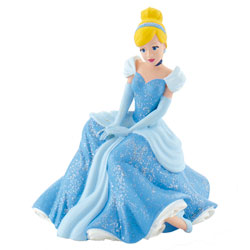Figurine Cendrillon - Disney Princesses