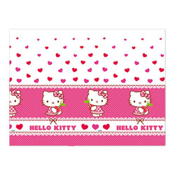Nappe pliée Hello Kitty
