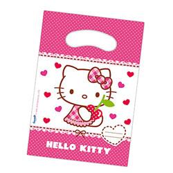 6 sachets cadeaux Hello Kitty