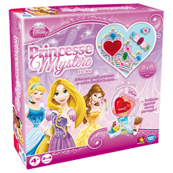 Princesse Mystère Le Jeu