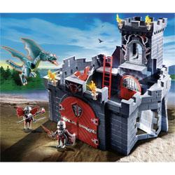 5979 - Le Château des chevaliers dragon