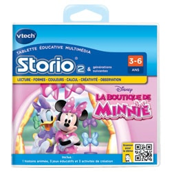 Jeu Storio 2-La boutique de Minnie