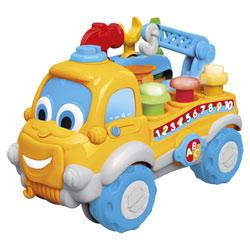Carter le camion bricoleur