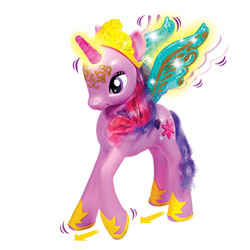 My Little Pony Princesse Twilight Sparkle électronique
