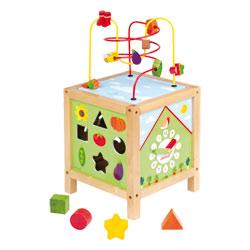 Cube Maxi Looping Jardin