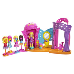 Polly Pocket Mode en scène