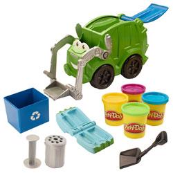 Play-Doh Camion poubelle