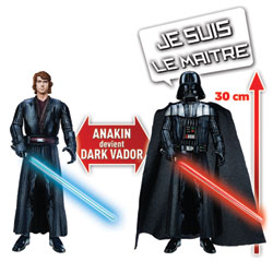 Star Wars Figurine électronique Ultimate Vador