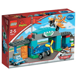 10511-Duplo Ecole aviation