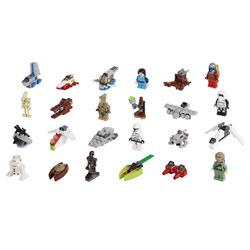75023-Calendrier de l'avent Lego Star Wars