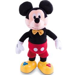 Peluche à fonction Mickey Contes et chansons 35 cm - Disney