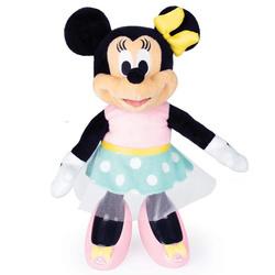 Peluche à fonction Minnie Contes et Chansons 35 cm - Disney