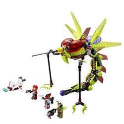 70702 - L'Attaque de l'insecte