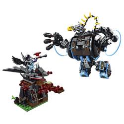 70008 - L'Ultra Robot de Gorzan
