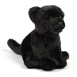 WWF Panthère Noire 23 cm