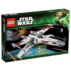 10240-Red Five X-Wing Starfighter