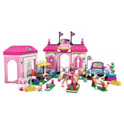 Barbie Ecurie
